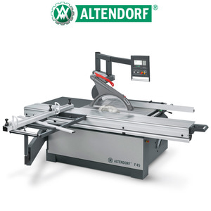 "[ALTENDORF] F 45 EvoDrive - 7""touch screen Digital Numeric Control (높이,각도) (7.5HP/380V) 3000mm 슬라이딩 *런칭기념 특별할인*"